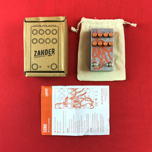 [USED] Zander Circuitry Sono Bass Fuzz and Preamp
