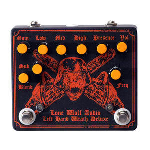 Lone Wolf Audio Left Hand Wrath Deluxe Distortion