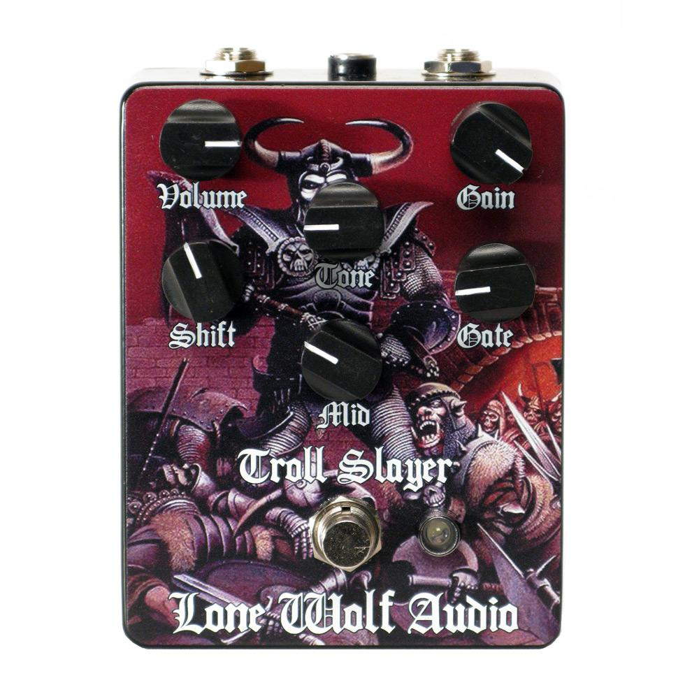 Lone Wolf Audio Trollslayer Overdrive