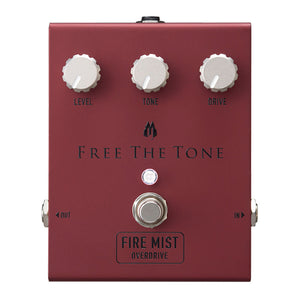Free The Tone FM-1V Fire Mist Overdrive