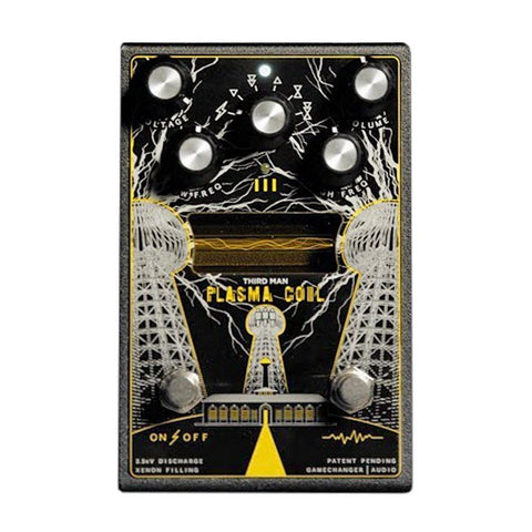 Third Man Plasma Coil Distortion, Black