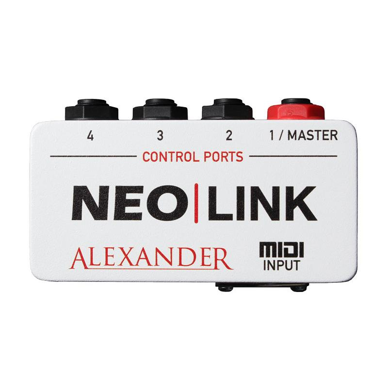 Alexander Pedals Neo Link MIDI Interface