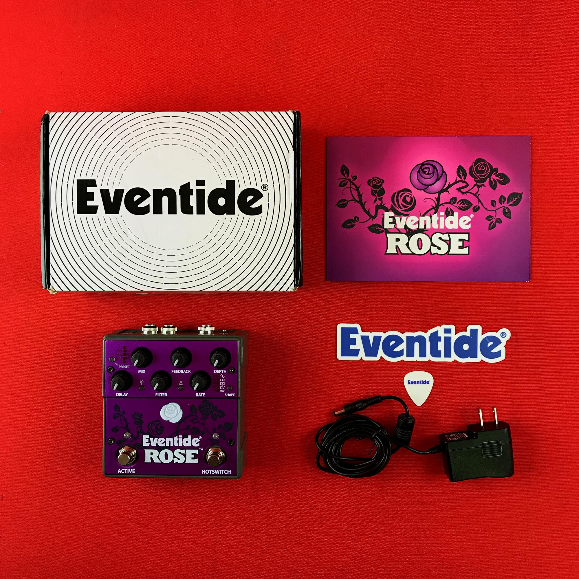 [USED] Eventide Rose Modulated Delay