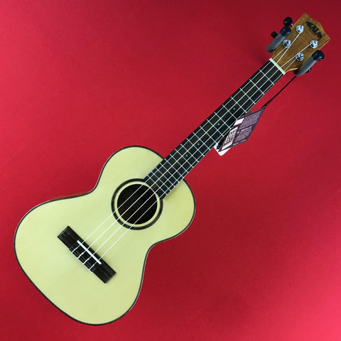 [USED] Kala KA-FMTG Tenor Ukulele, Gloss Flame Maple