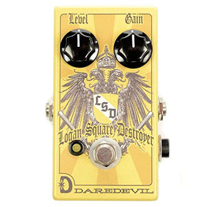 Daredevil Pedals LSD Logan Square Destroyer Fuzz v2