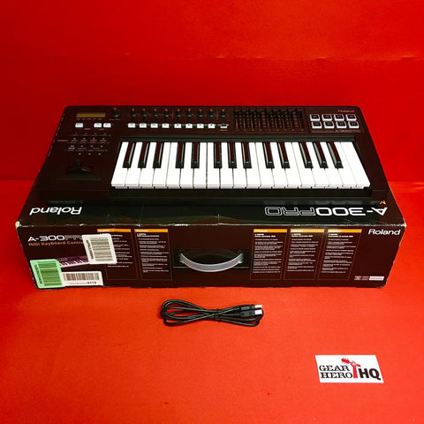 [USED] Roland A-300PRO Keyboard Controller