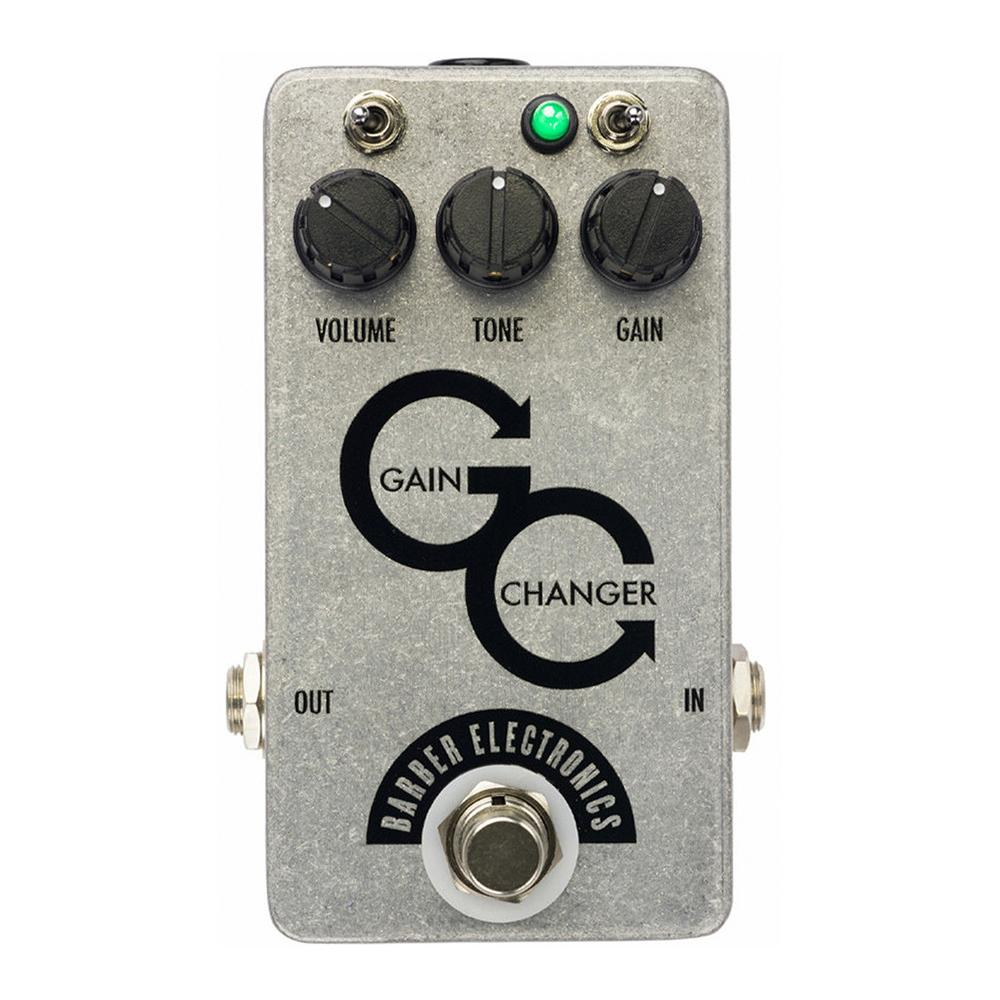 Barber Gain Changer Overdrive