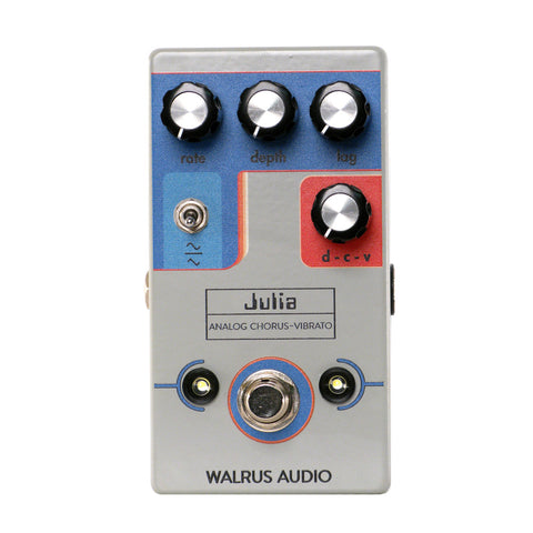 Walrus Audio Julia Analog Chorus/Vibrato (Black Friday Limited Edition 2018)