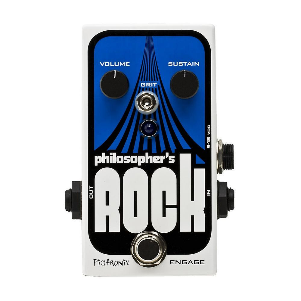 Pigtronix Philosopher's Rock Compressor Sustainer