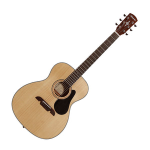 Alvarez AF30 Artist Series Folk Acoustic Guitar, Natural Satin Finish