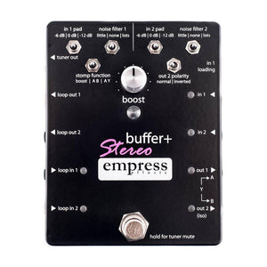 Empress Effects Buffer Plus Stereo