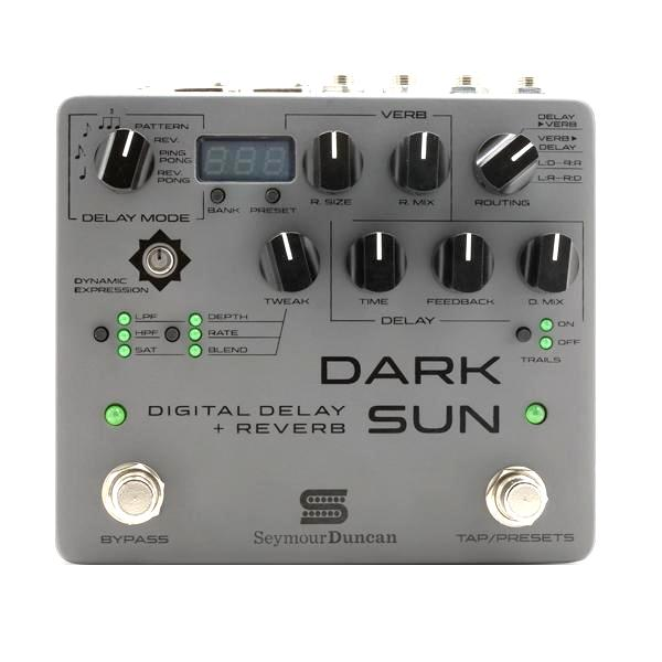Seymour Duncan Dark Sun Digital Delay + Reverb