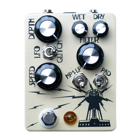 Hungry Robot The Wardenclyffe Lo-Fi Ambient Modulator