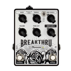 Thermion Breakthru British Dual Overdrive