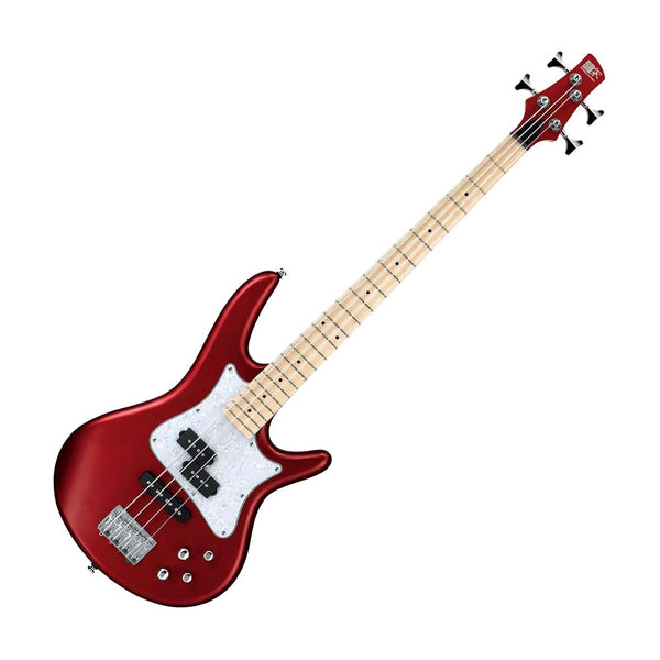 Ibanez SRMD200CAM SR Mezzo Electric Bass Guitar, Candy Apple Red