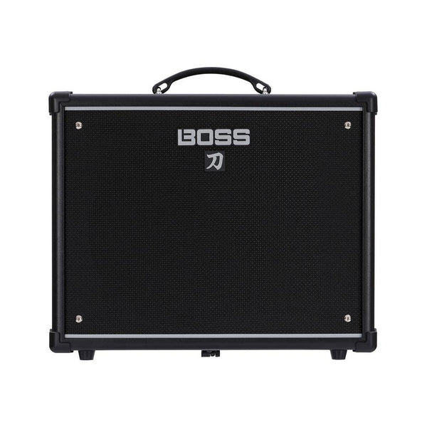 "Boss KTN-50 Katana 50-Watt 1x12"" Guitar Combo Amplifier"