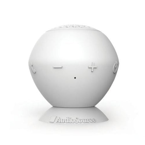 AUDIOSOURCE SOUND POP BLUETOOTH SPEAKER (WHITE)
