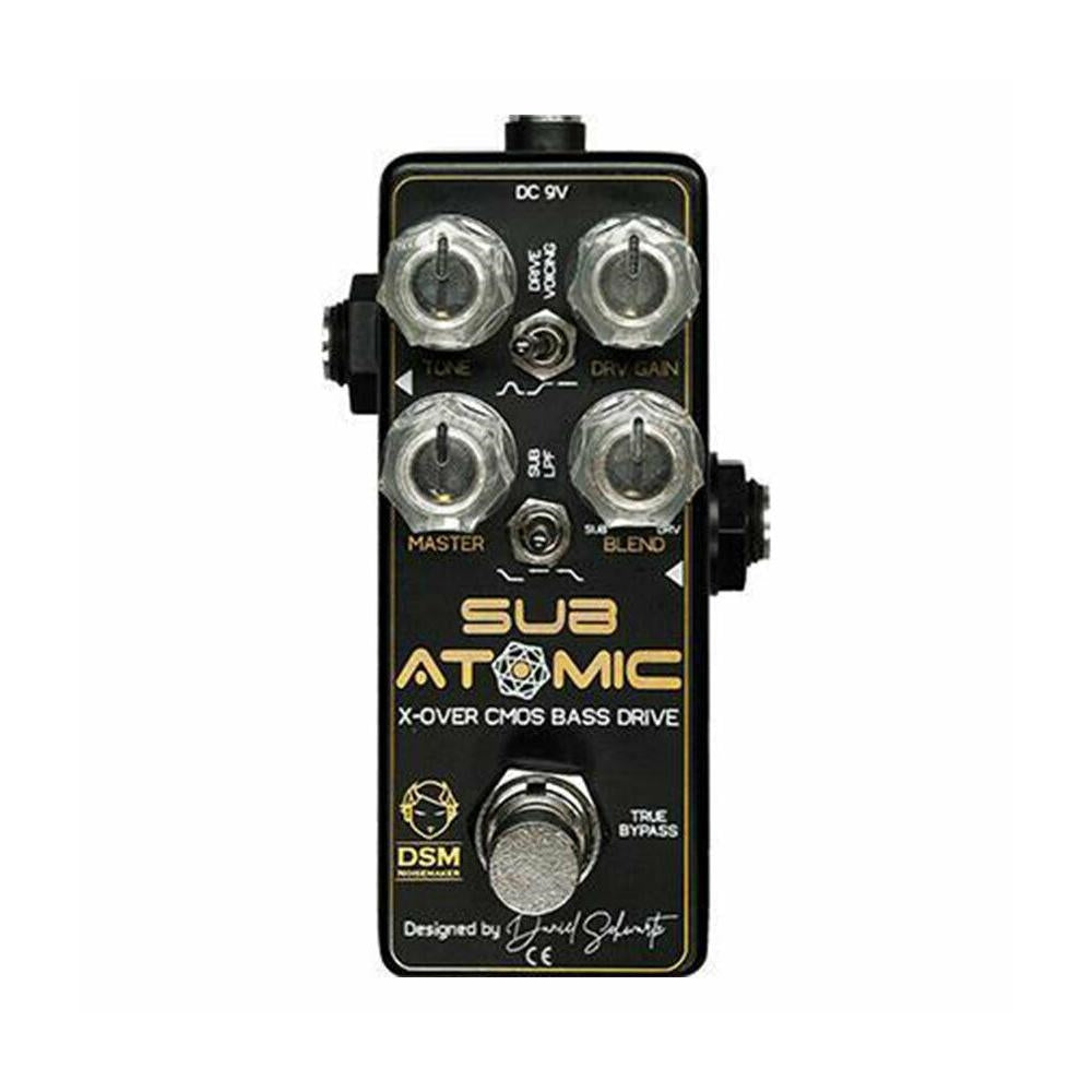 DSM Noisemaker Sub Atomic Bass Overdrive Distortion