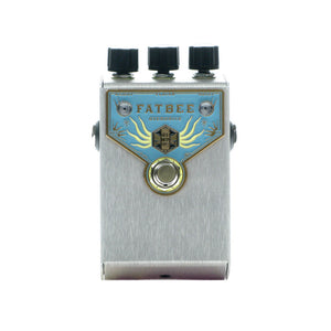 Beetronics Fatbee Overdrive, Silver/Blue (Limited Edition)