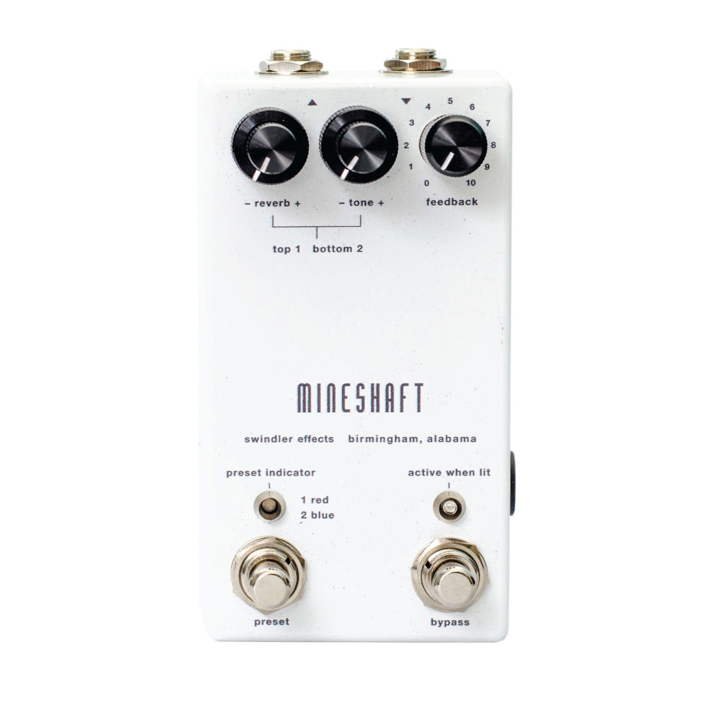 Swindler Effects Mineshaft V2 Reverb