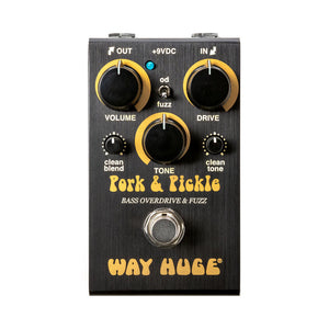 Way Huge WM91 Pork And Pickle Smalls Bass Overdrive