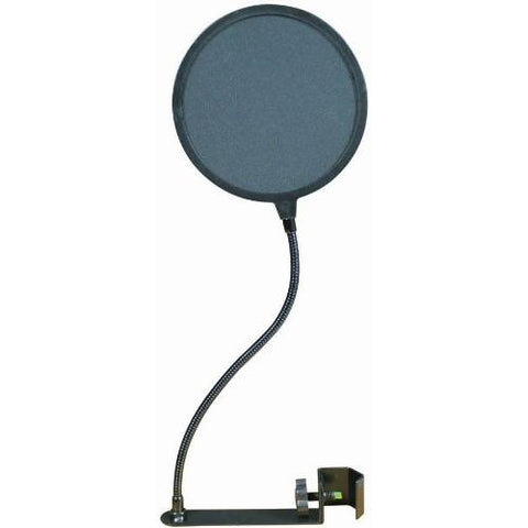 Stageline MPF6C 6-Inch Pop Filter with Clamp