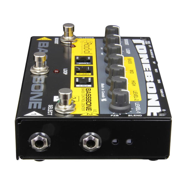 Radial Bassbone V2 Bass Preamp and DI Box