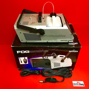 [USED] Orion ORFOG1500 1500 Watt High Capacity Fog Machine