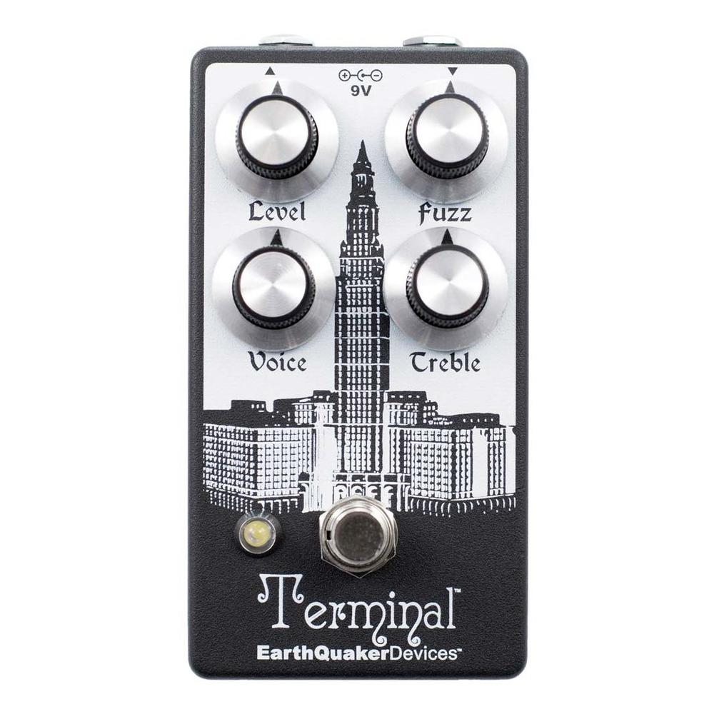 EarthQuaker Devices Terminal V2 Distortion