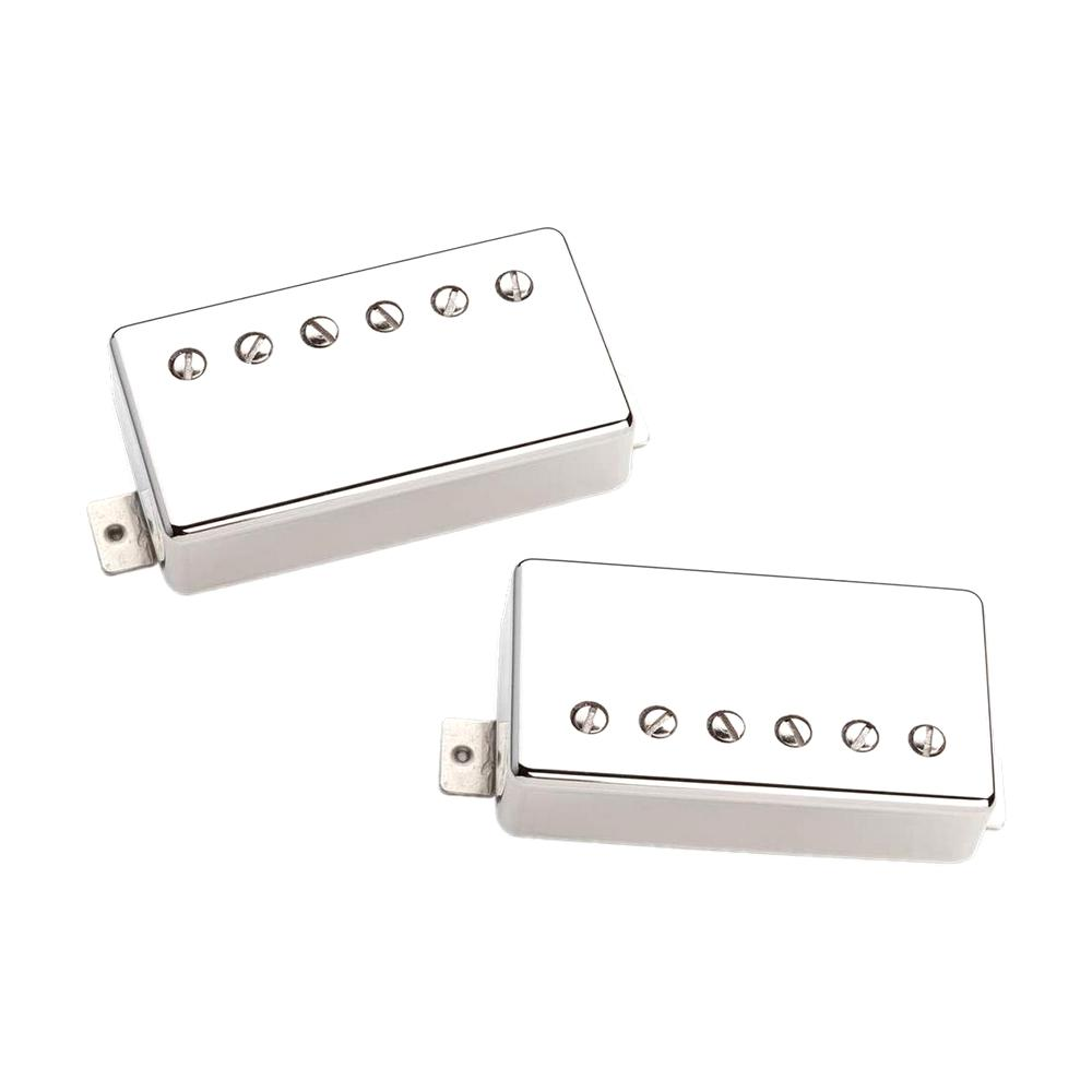 Seymour Duncan Saturday Night Special Pickup Set,  Nickel Cover