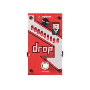 Digitech Drop Polyphonic Pitch-Shifter
