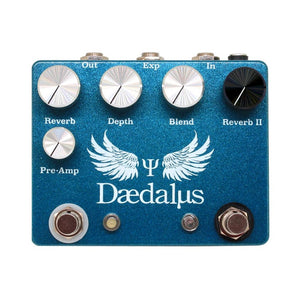 Coppersound Daedalus Dual Reverb