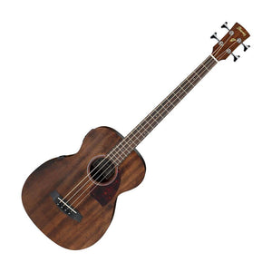 Ibanez PCBE12MHOPN 4-String Acoustic Electric Bass Guitar