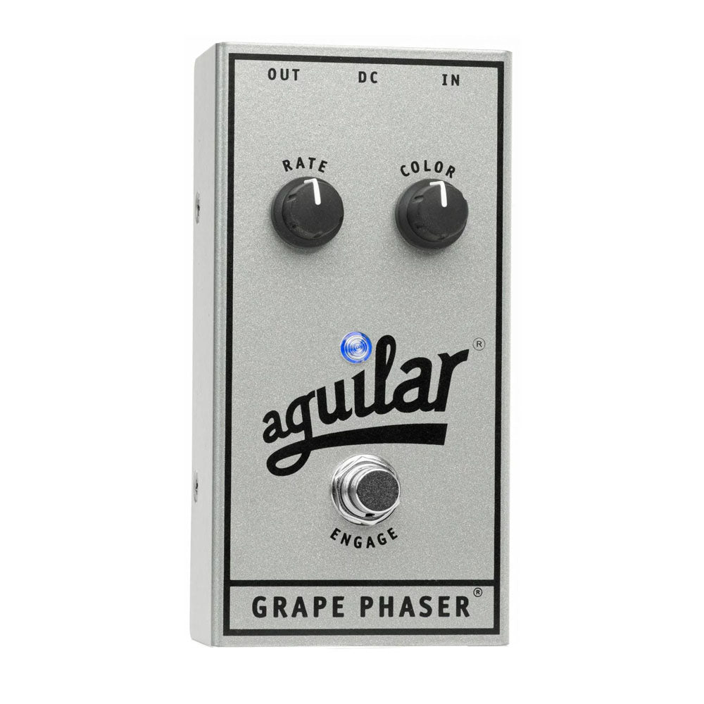 Aguilar Grape Phaser, 25th Anniversary Silver (Limited Edition)