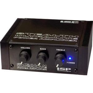 ISP Technologies Stealth Ultra-Lite 180-Watt Pedalboard Power Amp