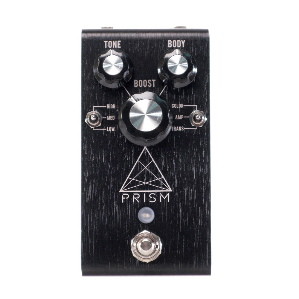Jackson Audio Prism Preamp/Boost/Overdrive, Black