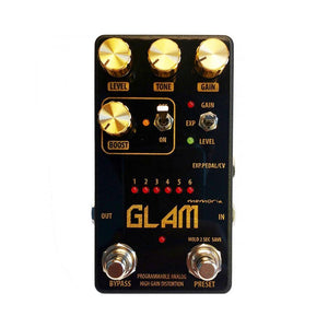 Servus!Pedale Glam Programmable Distortion
