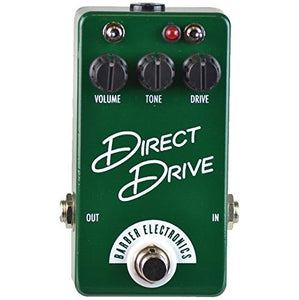 Barber Direct Drive Overdrive