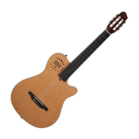 Godin MultiAc Grand Concert Duet Ambiance - Natural High Gloss