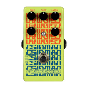 Catalinbread CSIDMAN Glitch Delay