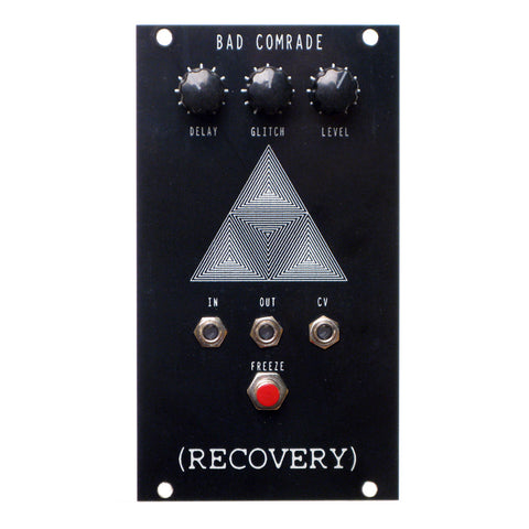 Recovery Effects Bad Comrade Eurorack