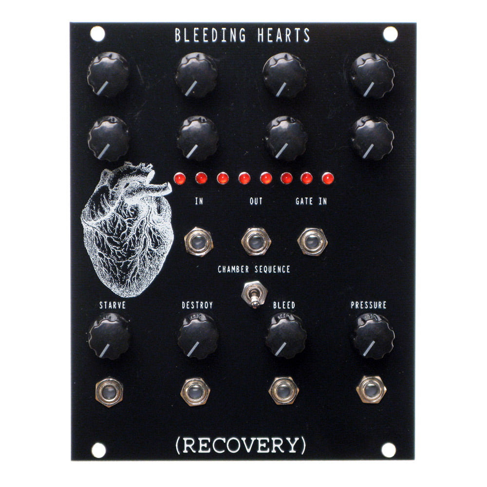 Recovery Effects Bleeding Hearts Eurorack