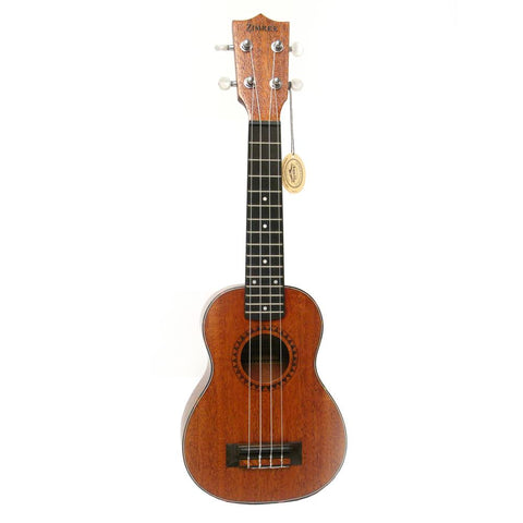 Zimree Z-SM21 Soprano Ukulele - Gear Hero Exclusive