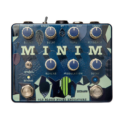 Old Blood Noise Endeavors Minim Immediate Ambient Machine