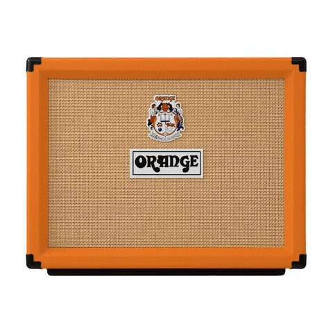Orange Rocker 32 2x10 30W Stereo Tube Combo Amp, Orange