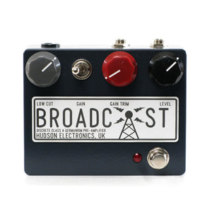 Hudson Broadcast Preamp Overdrive