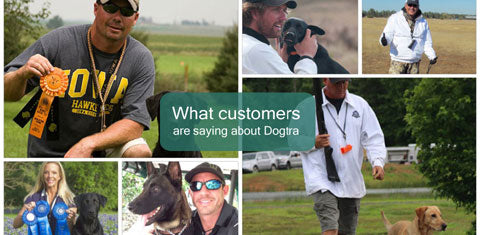 What Customers Are Saying About Dogtra