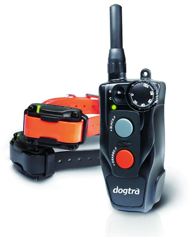 Dogtra 1/2 Mile 2-Dog Compact Remote Trainer 202C - DogtraWorld