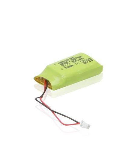 Dogtra BP-37F Replacement Battery for IQ & eFence EF-3000 Gold Receiver - DogTrainerStore