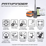Dogtra Pathfinder GPS Track + Train E-Collar - DogTrainerStore